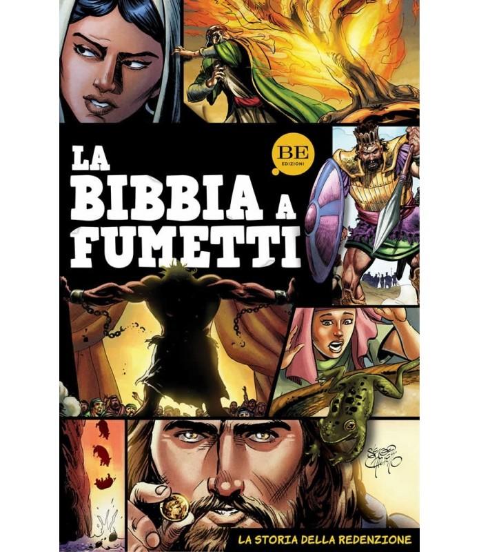La Bibbia a fumetti - La storia della redenzione